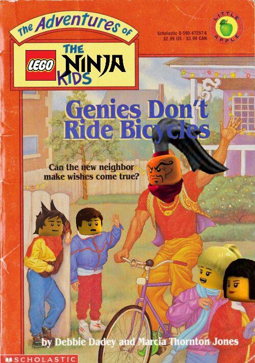 ninjago fanfiction crossover
