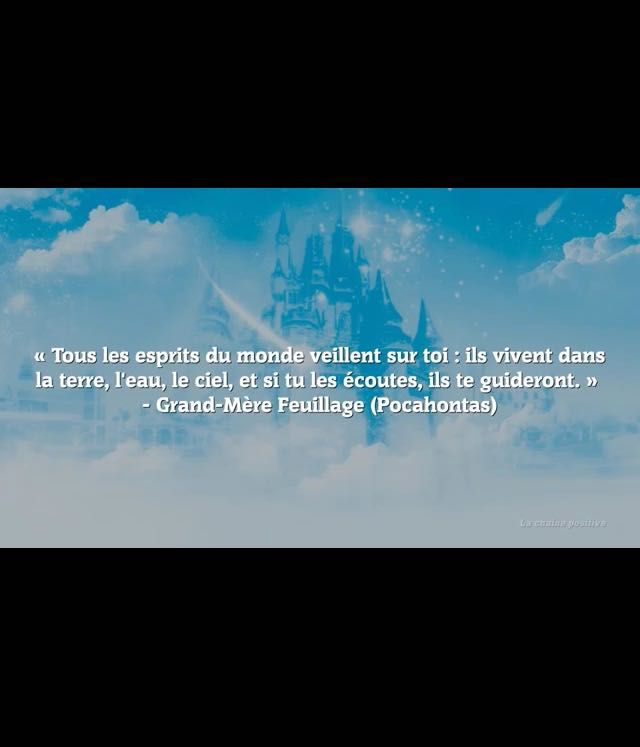 Citations De Film Pocahontas Wattpad