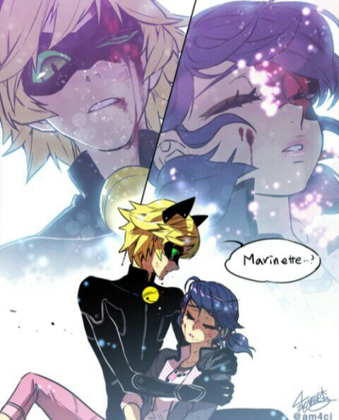 Tales Of Ladybug And Chat    Blanc? - Chapter Four  - Wattpad