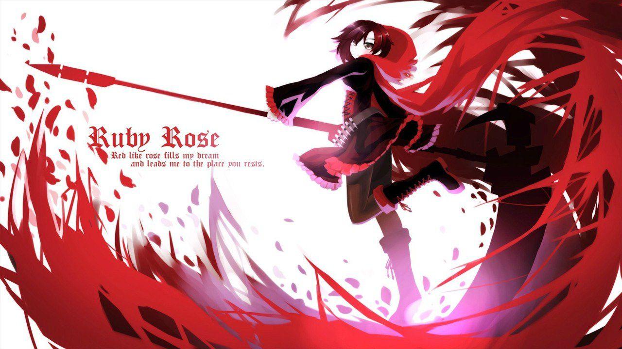 Discontinued)RWBY x Reader Oneshots - Ruby Rose x Male Reader - Wattpad