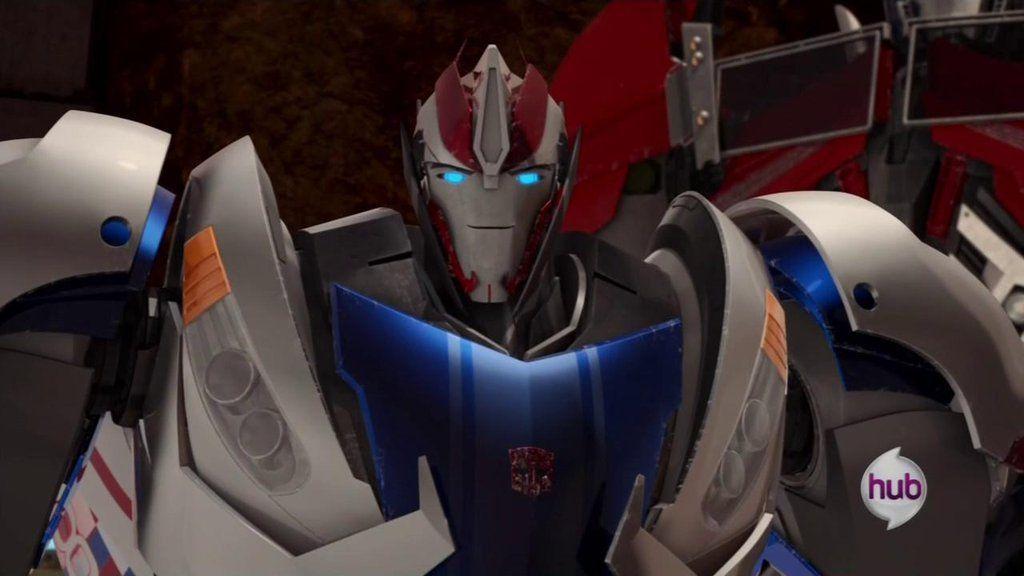 Transformers Prime x Reader - SmokeScreen x Reader : Video