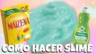 Recetas De Slime Slime Con Maizena O Fecula De Maiz Wattpad