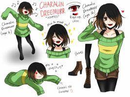 Betty/Frisk/Chara x Reader Oneshots - Female! Yandere! Chara