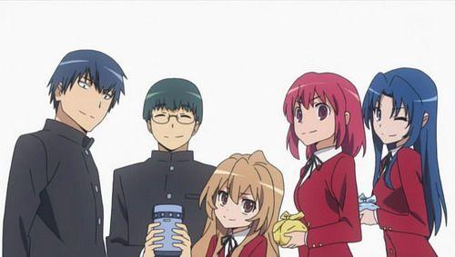 Chi sei negli Anime 😃 - Che personaggio sei in Toradora ...