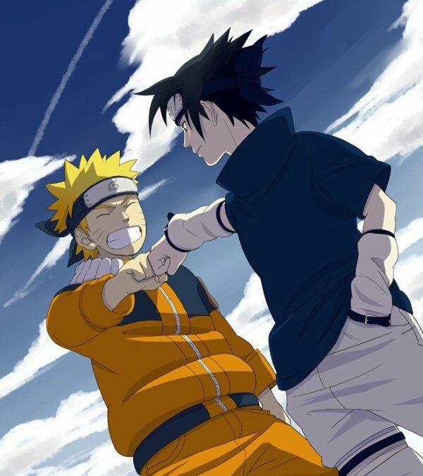 Naruto Fanart Rookie 9 Pics: Genin Takedown! All Nine Rookies Face