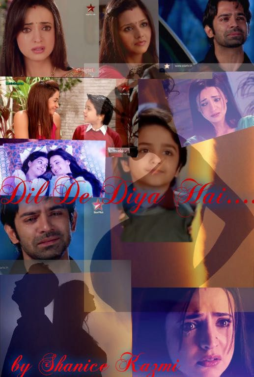 Arshi SS :- Dil De Diya Hai  { Given You My Heart