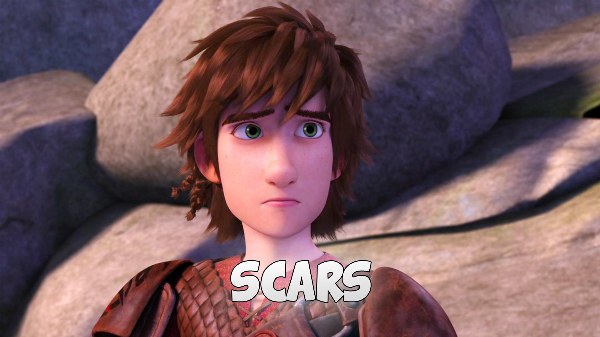 How To Train Your Dragon: One-Shots - Scars - Wattpad
