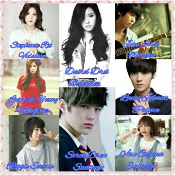 When we fall in Love - Characters - Wattpad