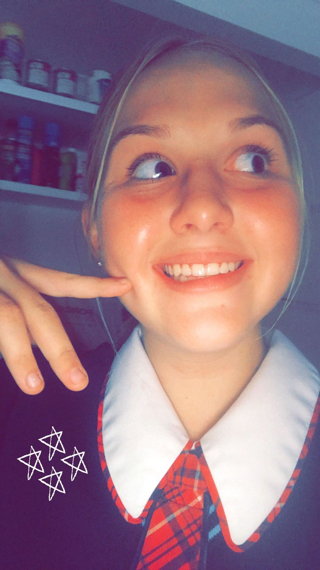 Dt Imagines Guess Who Got Her Braces Off Wattpad