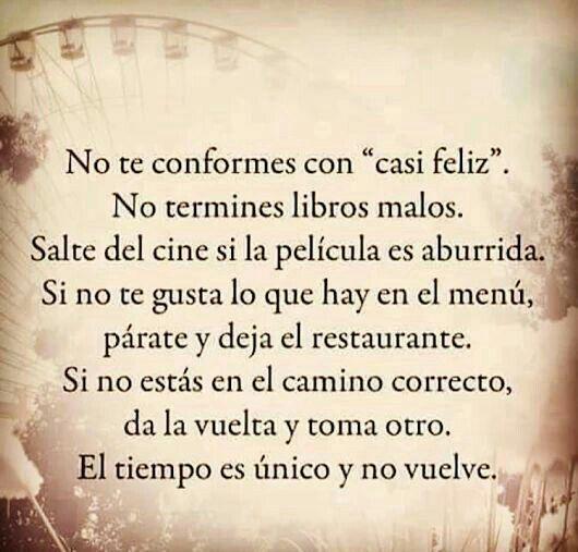 Frases No Te Conformes Wattpad