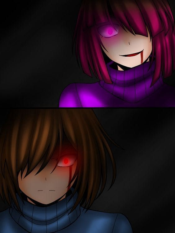 Frisk, Chara, and Betty X Reader one shots! - Male! Betty