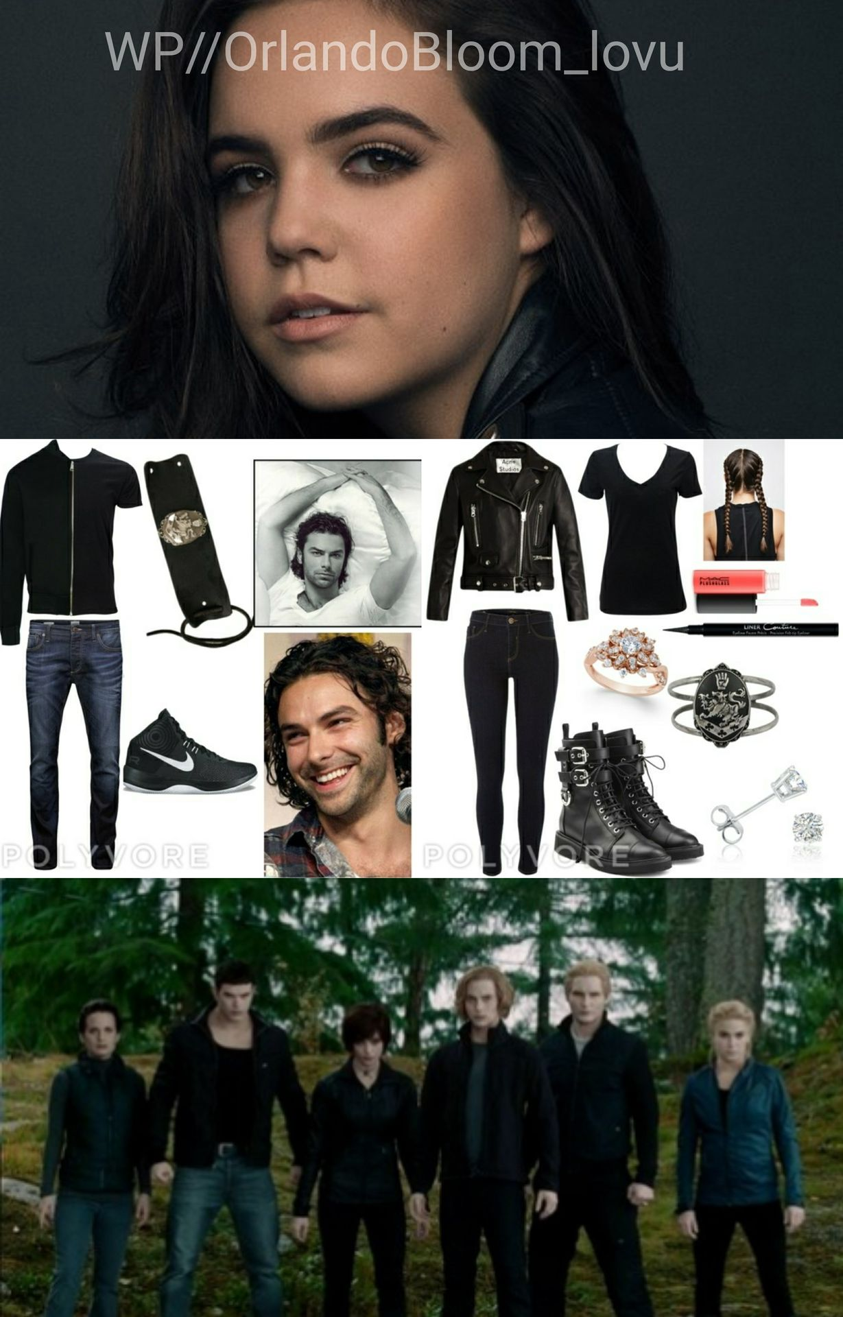 The Other Swan (a Twilight/Aidan Turner Fanfiction