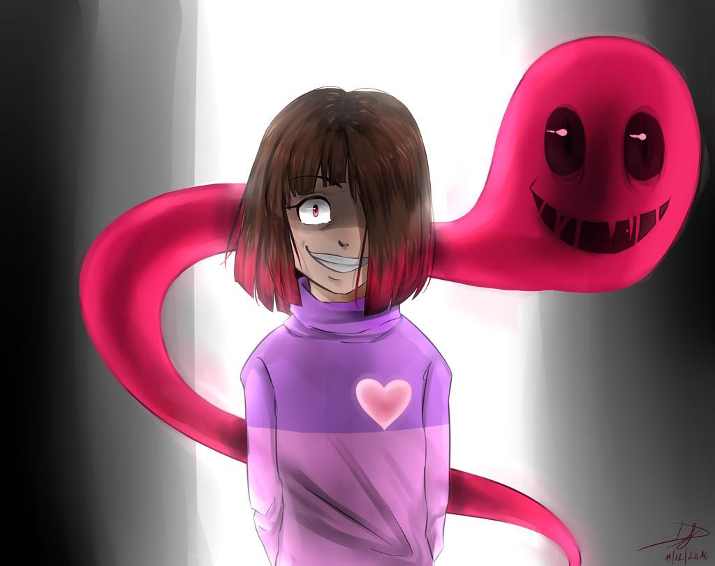 Frisk, Chara, and Betty X Reader one shots! - Yandere! Betty