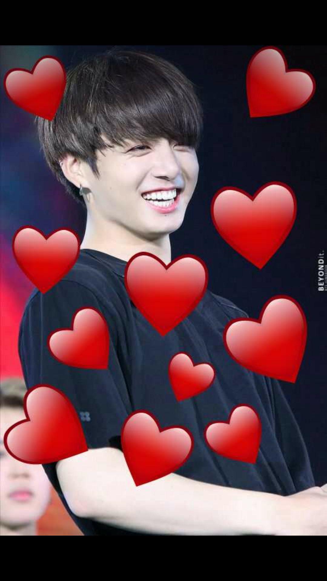 393ce120a047 Download Koleksi 65 Bts Heart Meme Terbaik