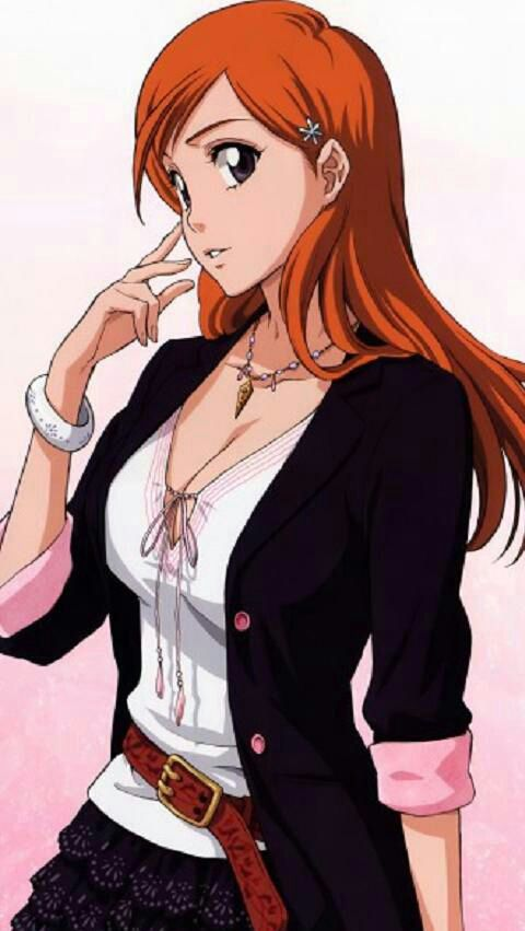 Anime One Shots Request Closed Orihime Inoue X Female Reader