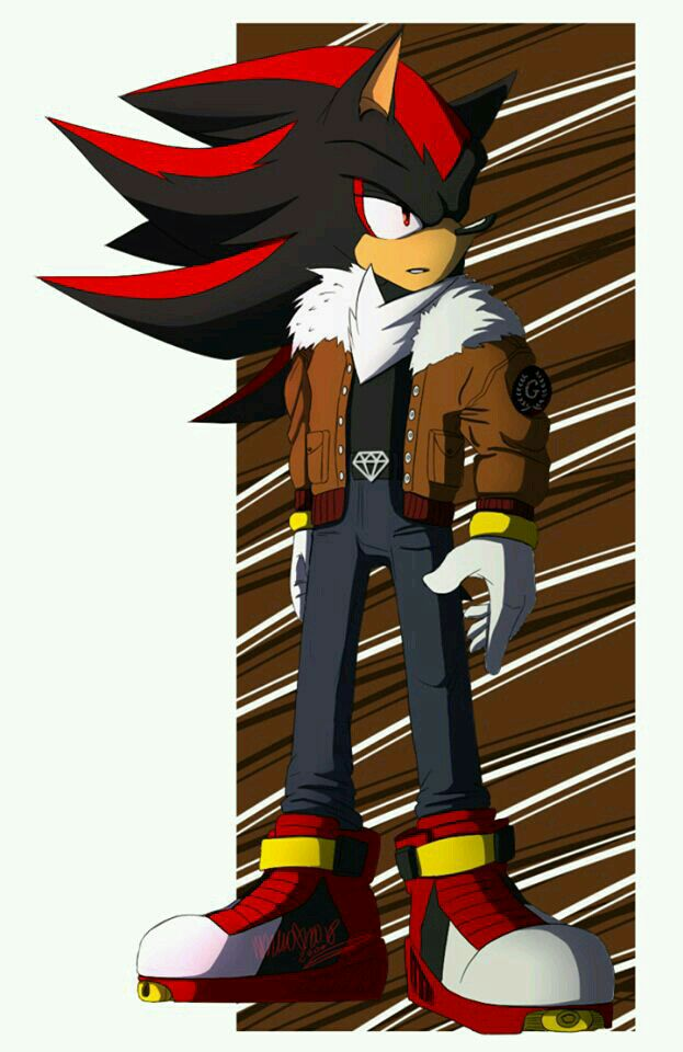 Shadow The Hedgehog x Reader One-Shots - [Lemon] Stressed out Shadow