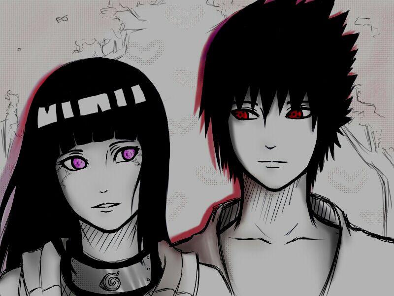 gör Naruto och Hinata krok upp