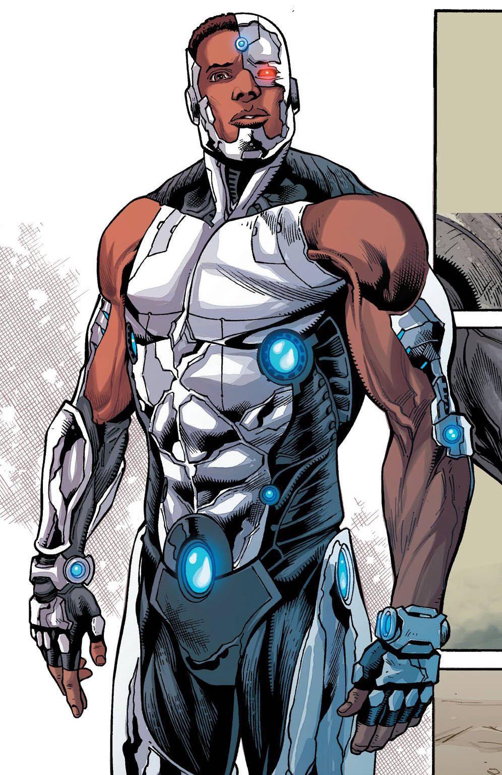 dc fanfiction - cyborg x reader - wattpad