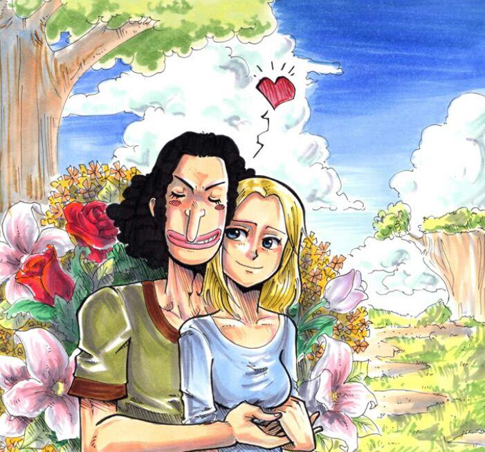 One Piece X Readers - Language Of Love: Usopp x Reader - Wattpad