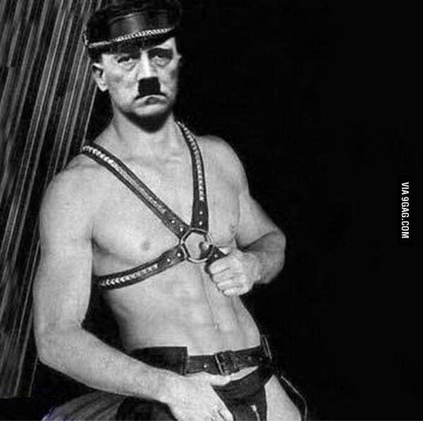 Гитлер порно
