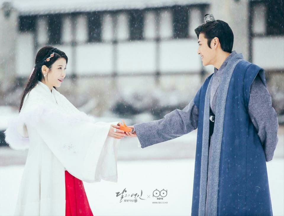 TO WHERE YOUR HEART IS (Korean Drama Fanfiction) - Moon Lovers ...