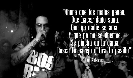 Frases De Rap Los Aldeanos Wattpad