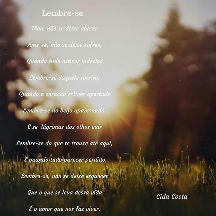 Diversos Poemas E Versos Lembre Se Wattpad