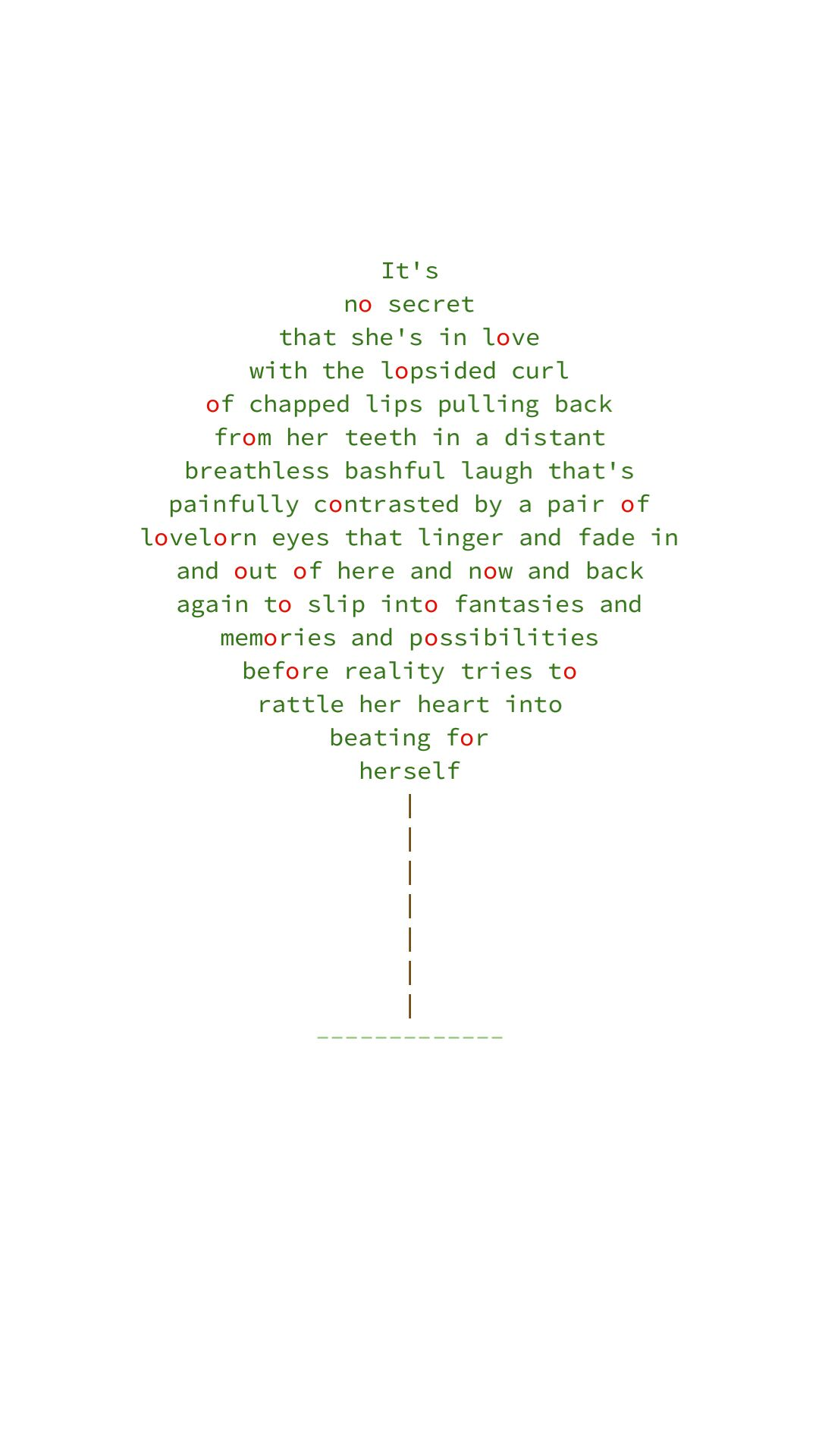 Gay and lesbian love poem