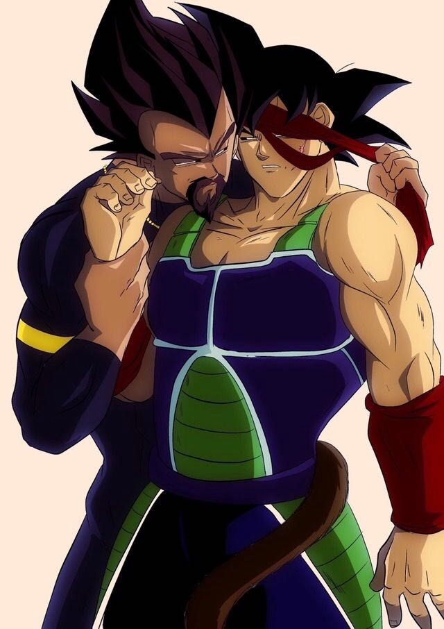 Boundaries (King Vegeta X Bardock) - Hello Hello!~ - Wattpad