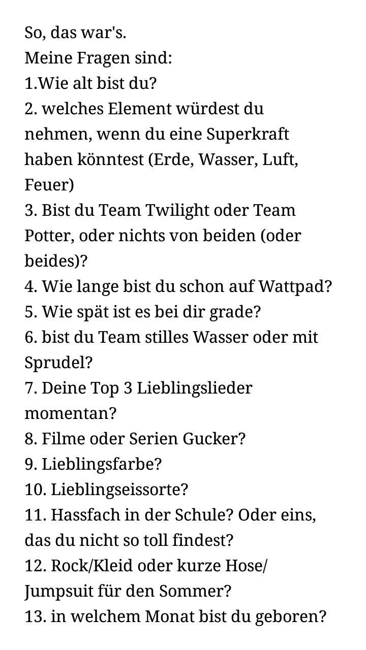 Whatsapp Status Sprüche 3 Nominierung Wattpad