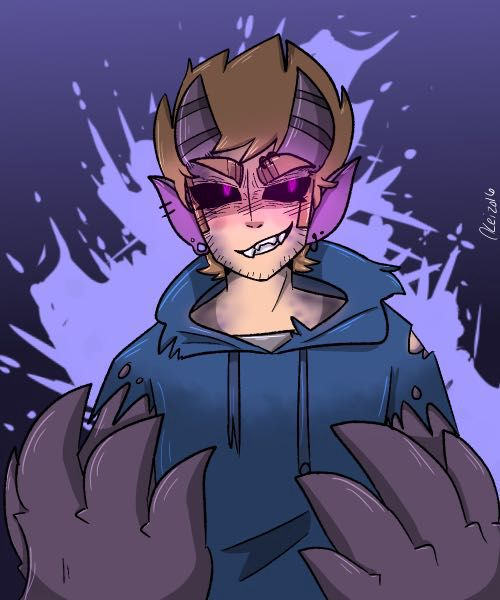 Monster Tom: Eddsworld X One Shot Request Thingy
