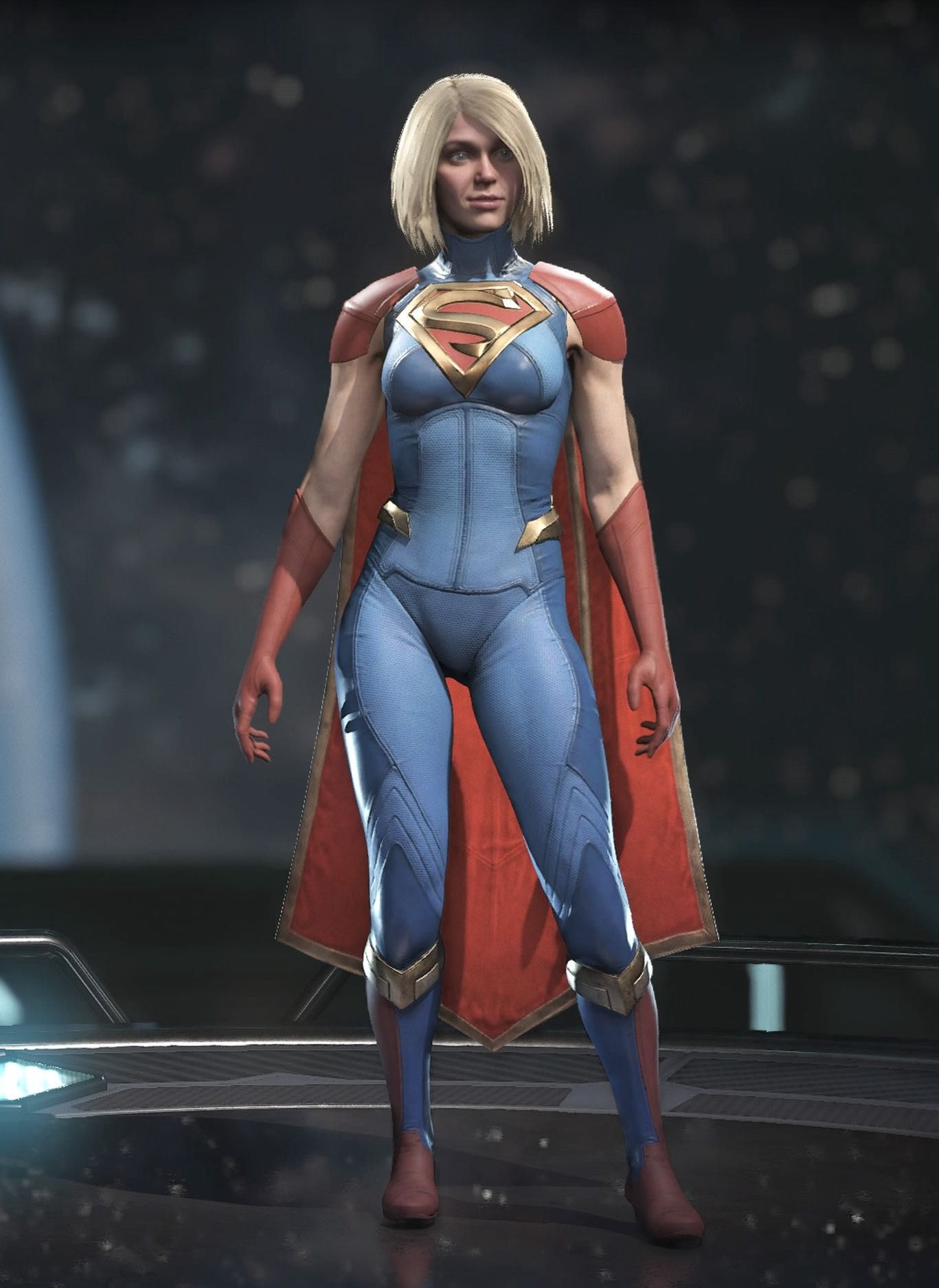 Supergirl Original Outfit on SupergirlDAFC - DeviantArt   Original Superwoman