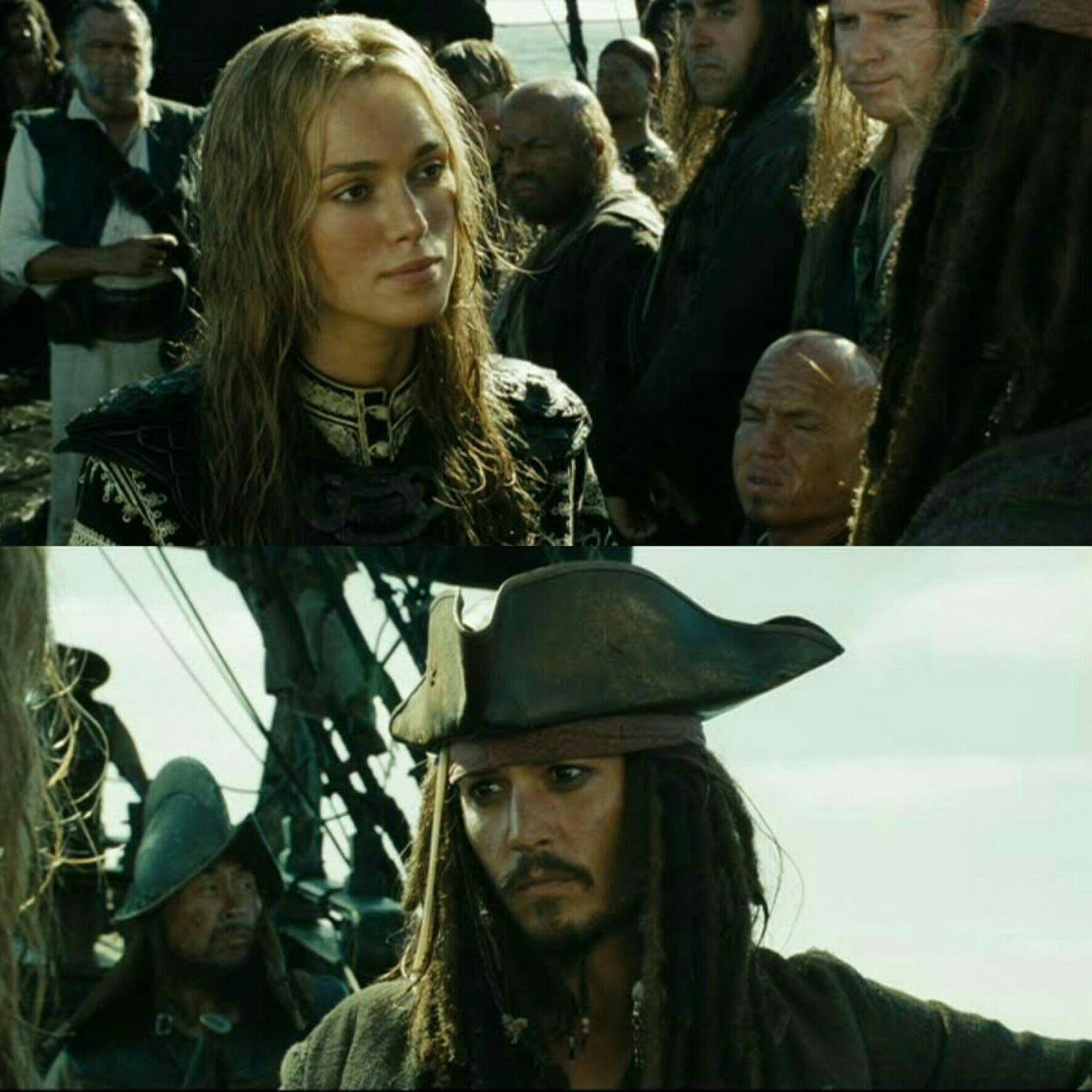 Frases De Piratas Del Caribe 112 En El Fin Del Mundo