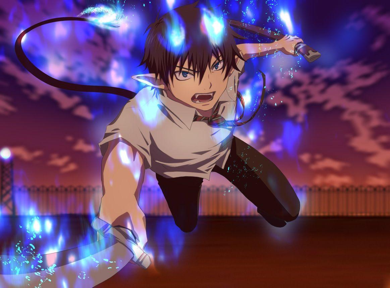 Anime one shots part 1 rin okumura lemon wattpad