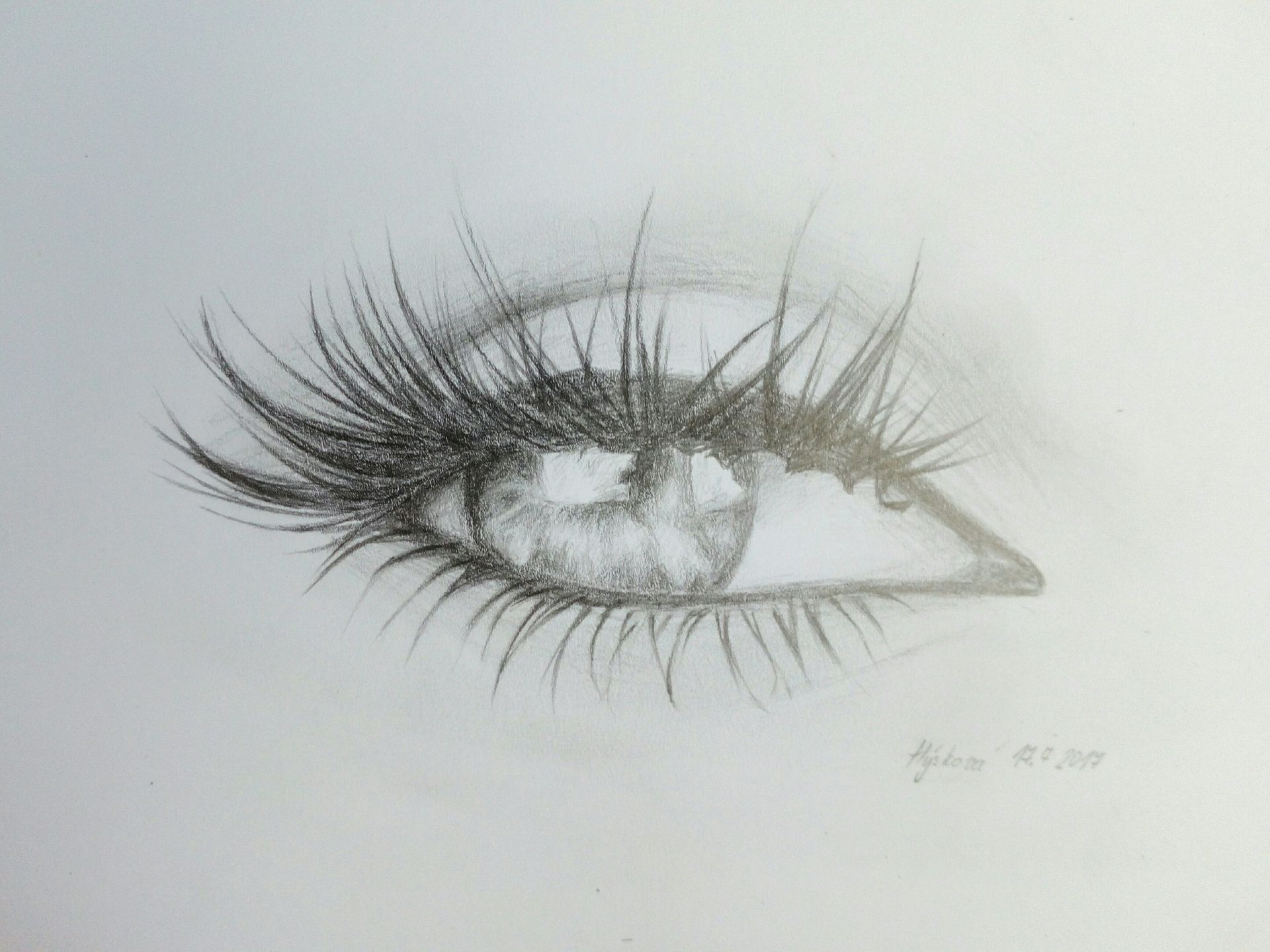 Moje Kresby 2 Ocicko Wattpad