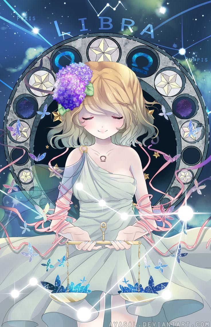 Anime 12 cũng hoàng đạo nữ cực dễ thương��� ( cute ) . Fan của anime  phải xem nhoa ♊ � ♋ � ♌ ♑ � ♈ ♒ ♓ ♎ ♉ ⛎