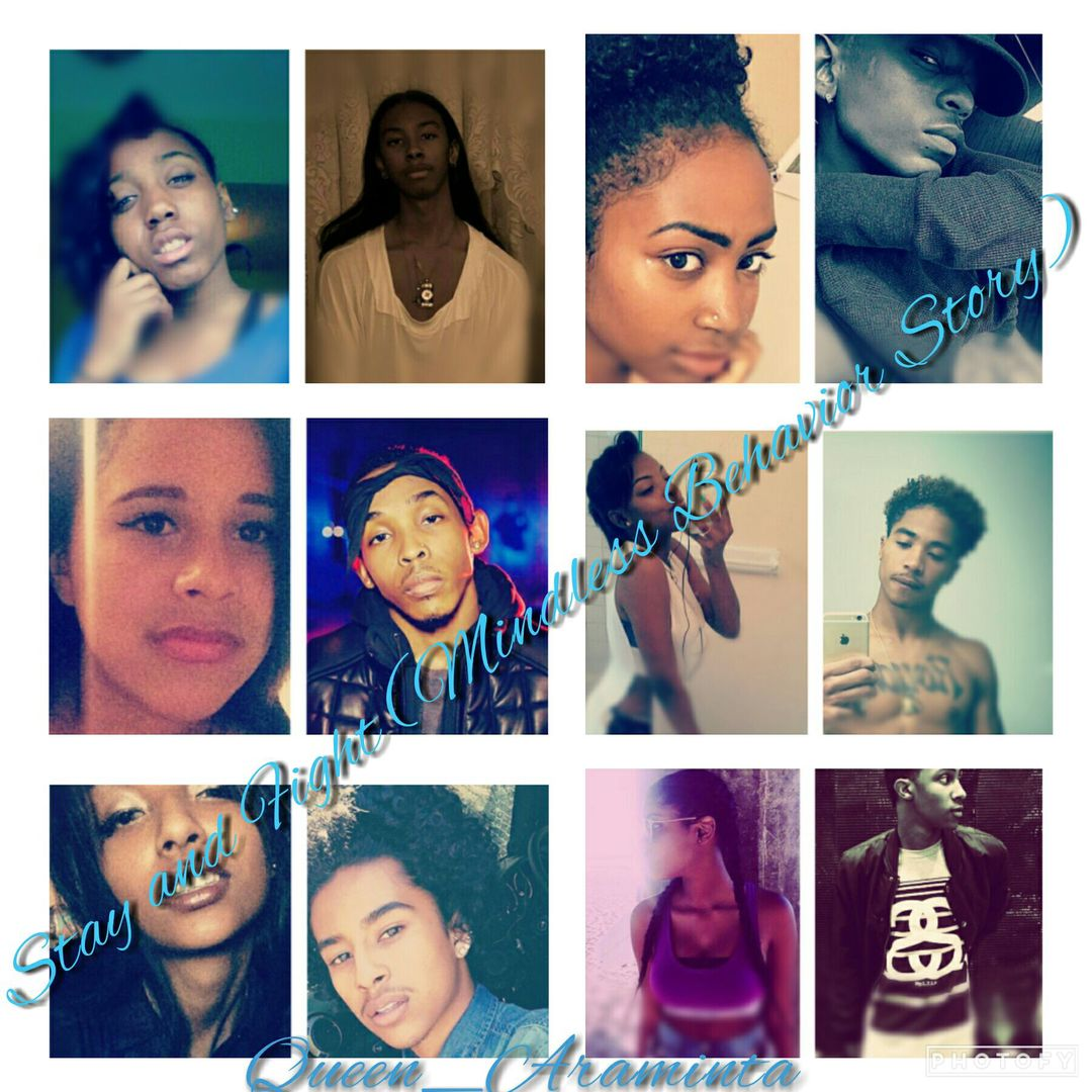 Stay Fight A Mindless Behavior Love Story On Hold Stay Fight