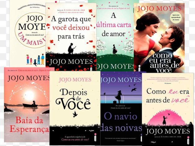 Frases De Livros Famosos Jojo Moyes Wattpad