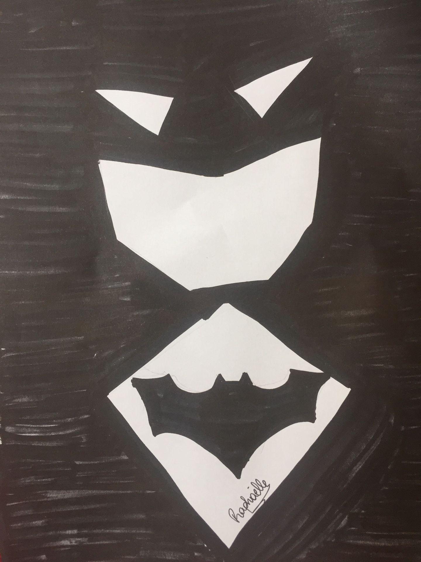 Art Book Batman Fille Wattpad