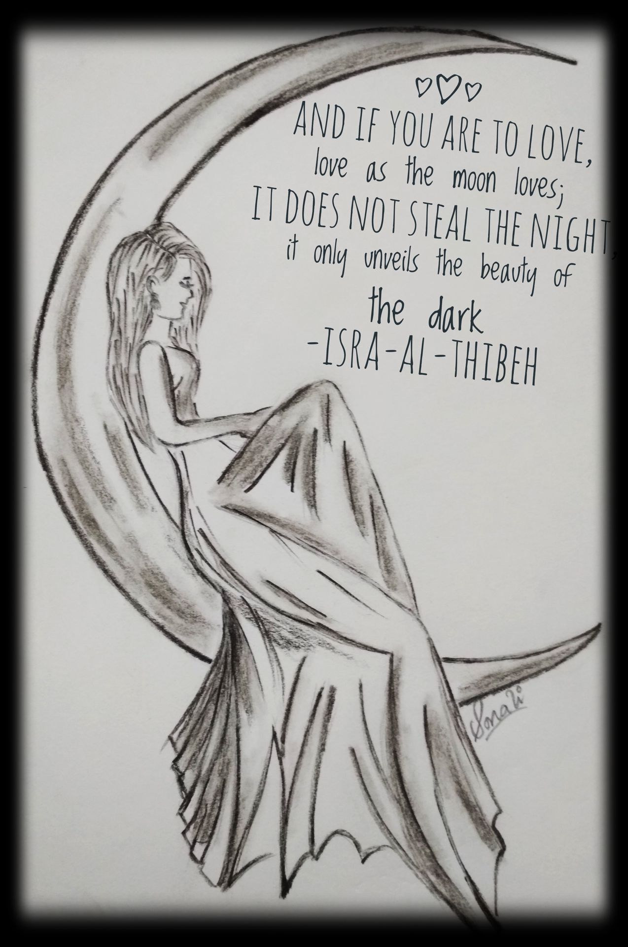 Loneliness love moon oldage photpgraphy play quotes rumi sad school sea sketch swamivivekananda thoughts whitecharcoal women youth