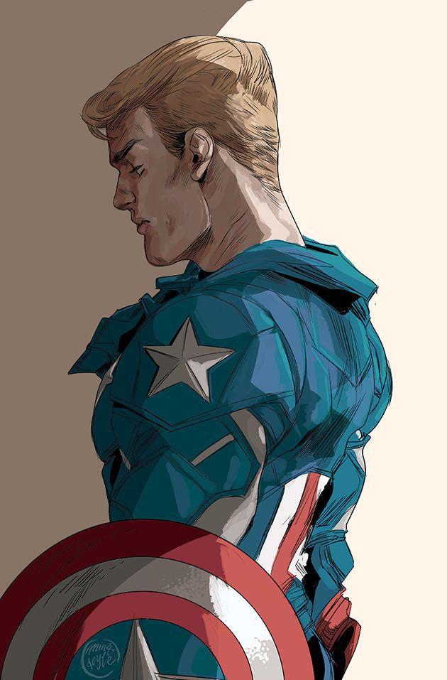 Various X Reader Captain America Steve Rogers X Reader