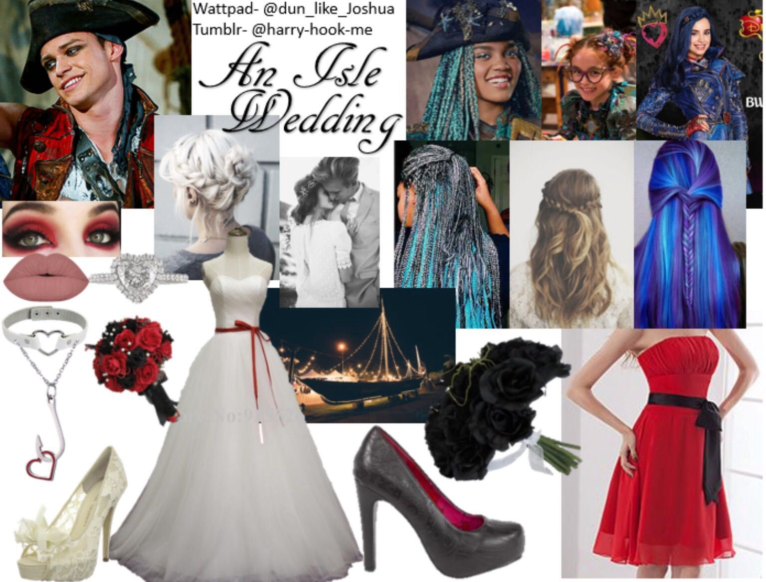Harry Hook Imagines - An Isle Wedding - Wattpad