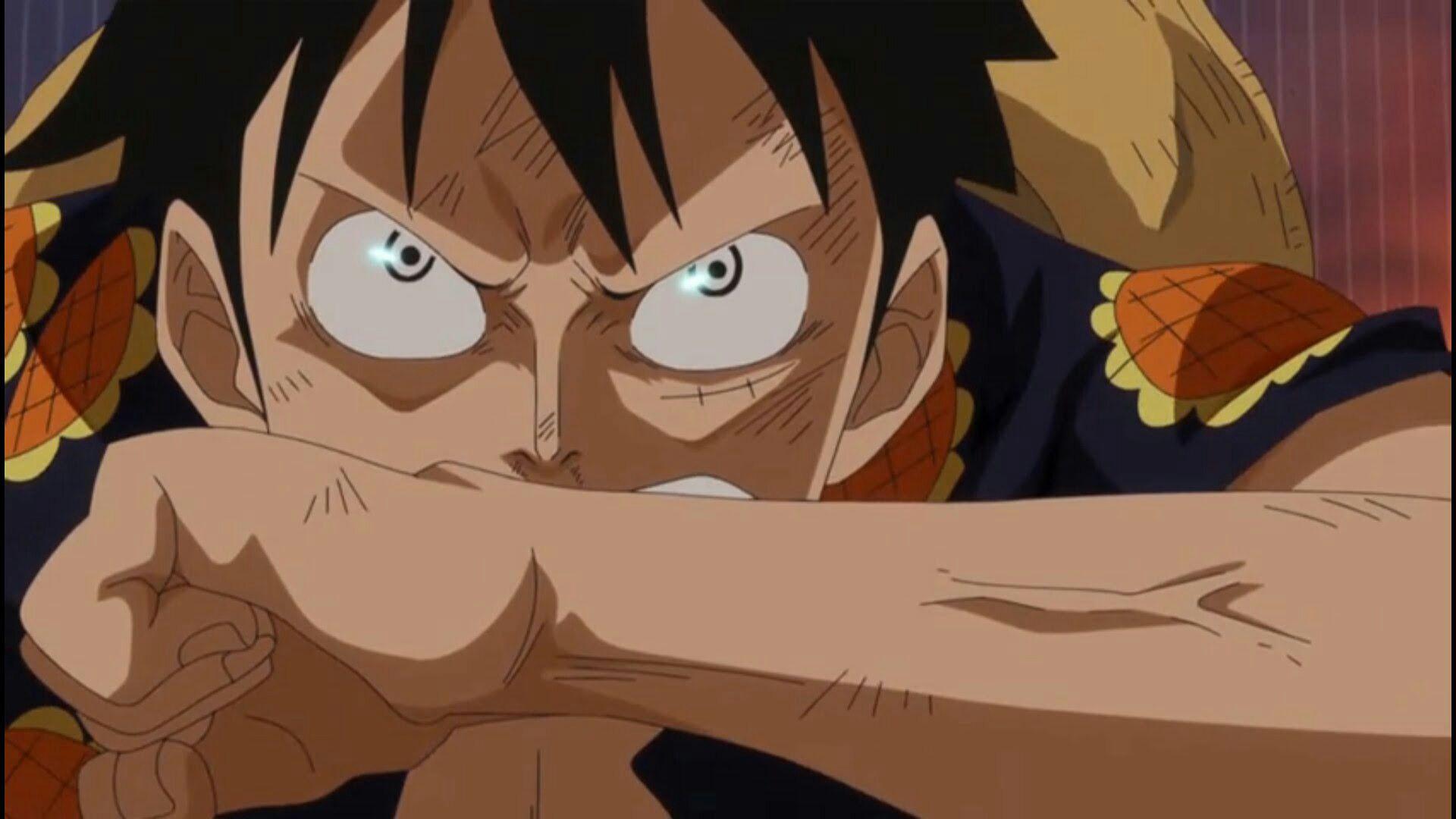 One Piece X Reader Oneshots - Luffy x Reader:Mine - Wattpad