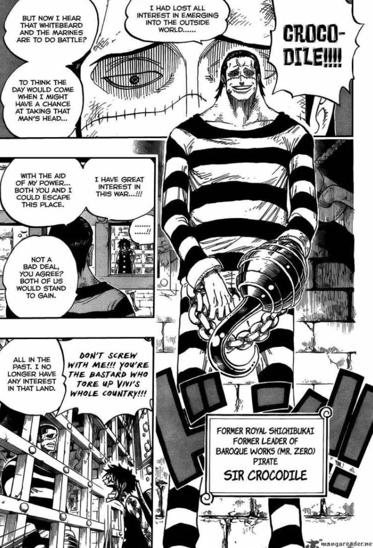 One Piece SMUT & ONE SHOTS - Prison Escapee - Wattpad