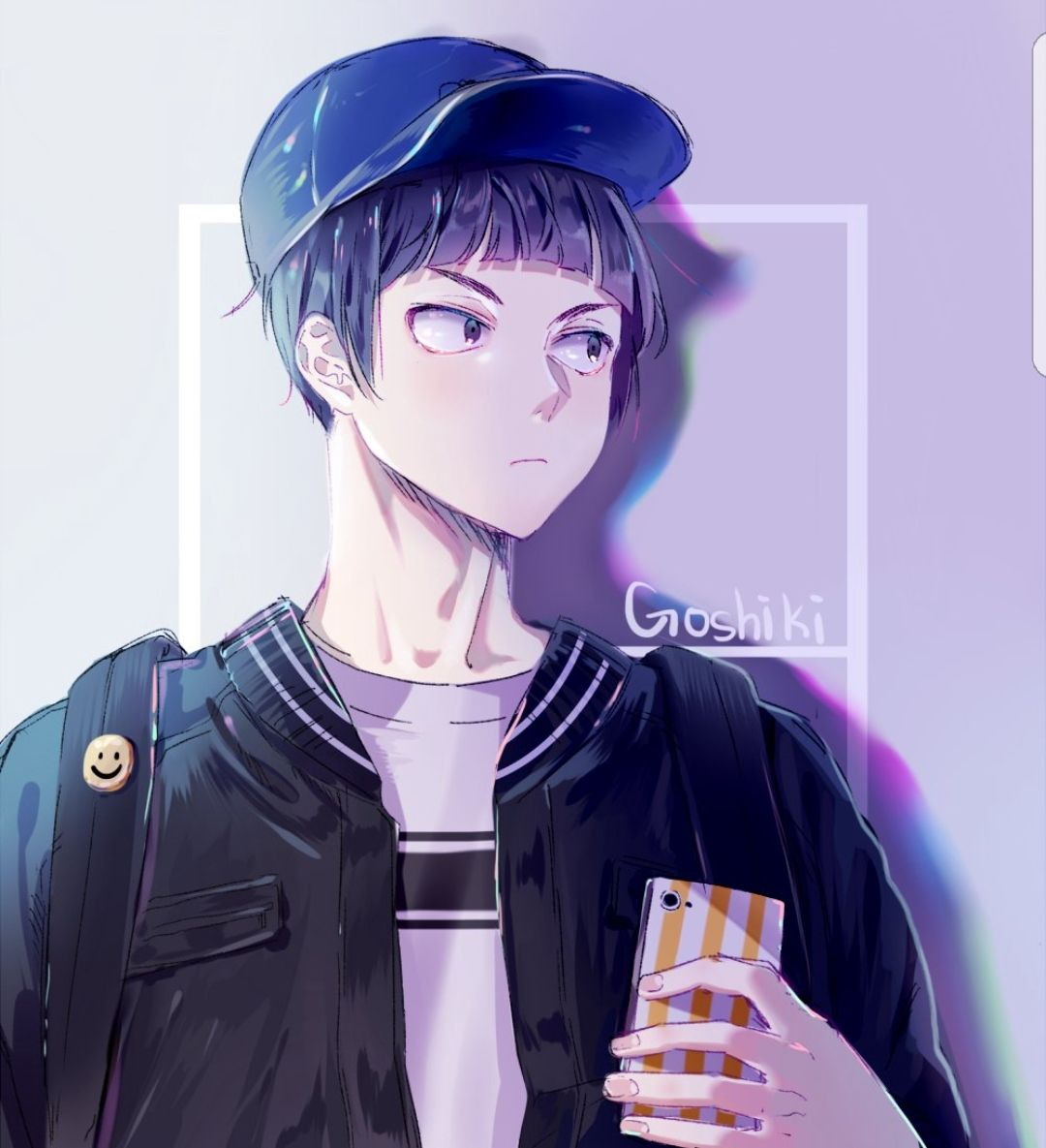 Haikyuu One-Shots And Lemons - -Haircut--[Goshiki Tsutomu