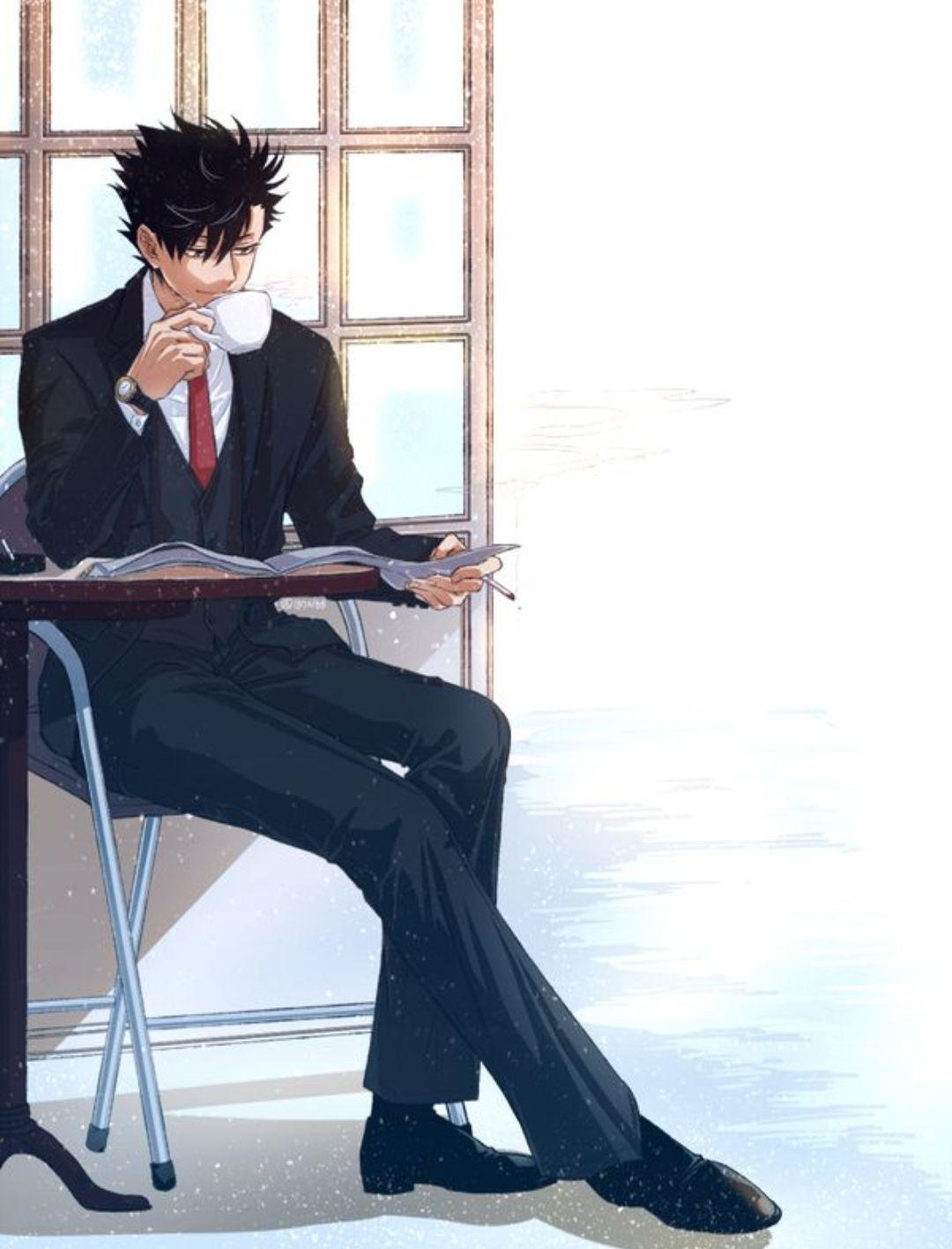 Haikyuu One-Shots And Lemons - -Sugar Daddy--[Kuroo Tetsurou