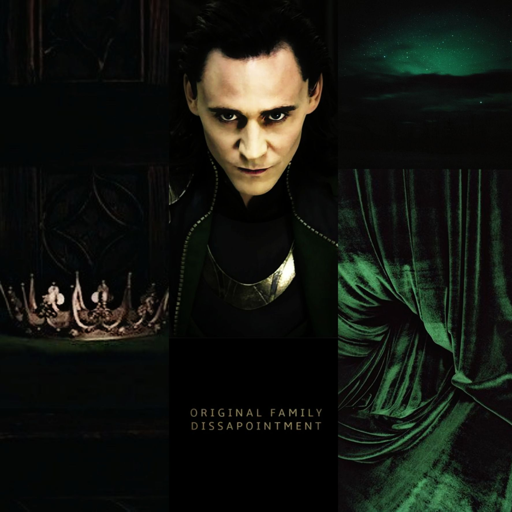 Silver-tongue Loki x reader One-shot Book - A play with