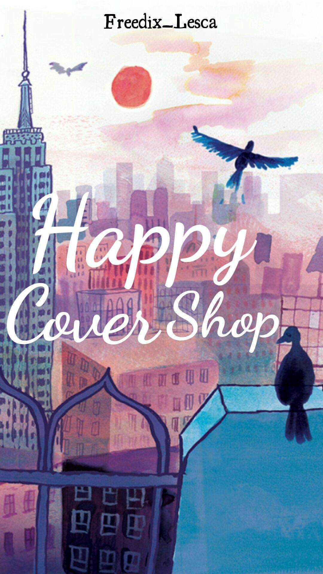 Happy Cover Shop Gratis Contoh Cover Yang Sudah Jadi Wattpad