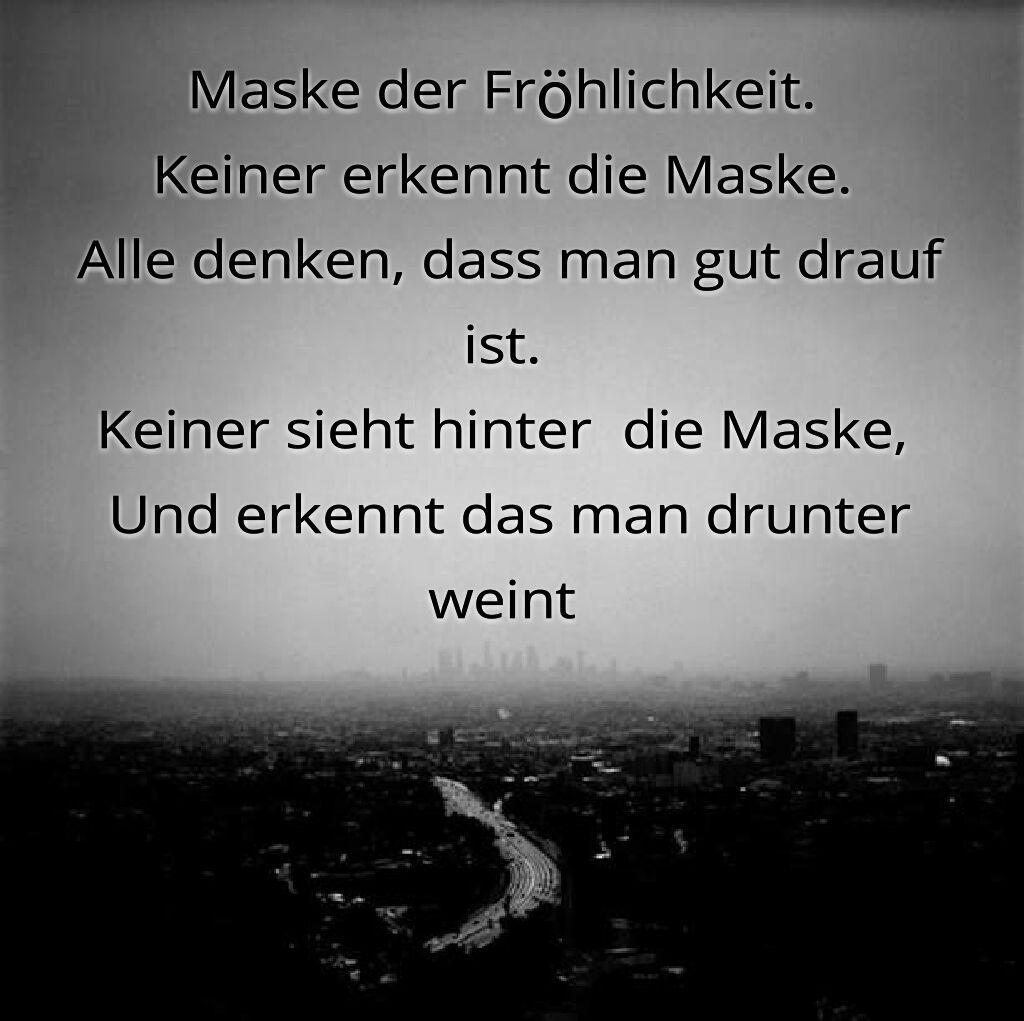 Zitate/Sprüche   Die Maske   Wattpad
