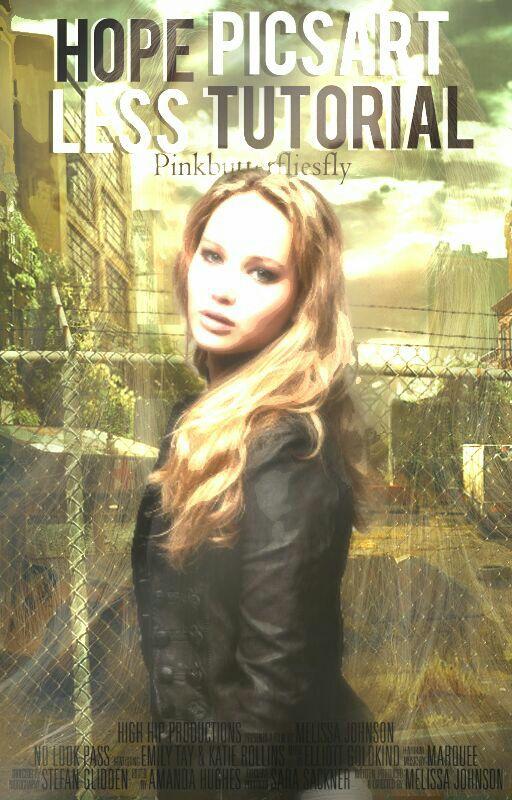 Picsart Book Cover Tutorial : Hopeless picsart tutorials new cover promote page